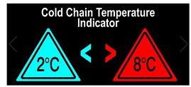 コールドチェーン温度管理用